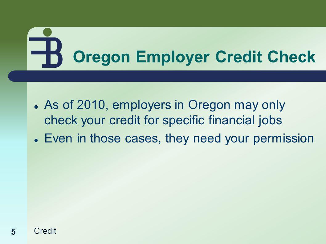 Credit 6 How do I establish my credit.