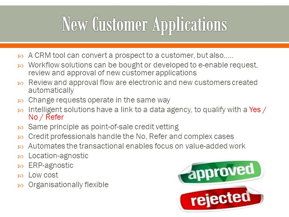 A CRM tool can convert a prospect to a customer, but also…..