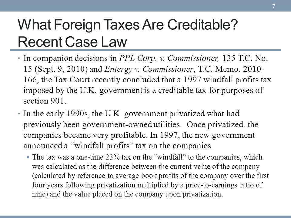 Separate Foreign Tax Credit Limitation for Certain Items Resourced Under Treaties: Section 904(d)(4) Section 904(d)(6) extends the coordination rule to amounts earned through branches and disregarded entities.