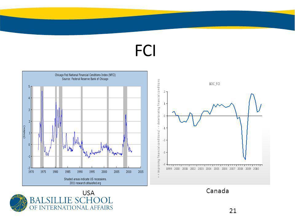 FCI 21 USA Canada