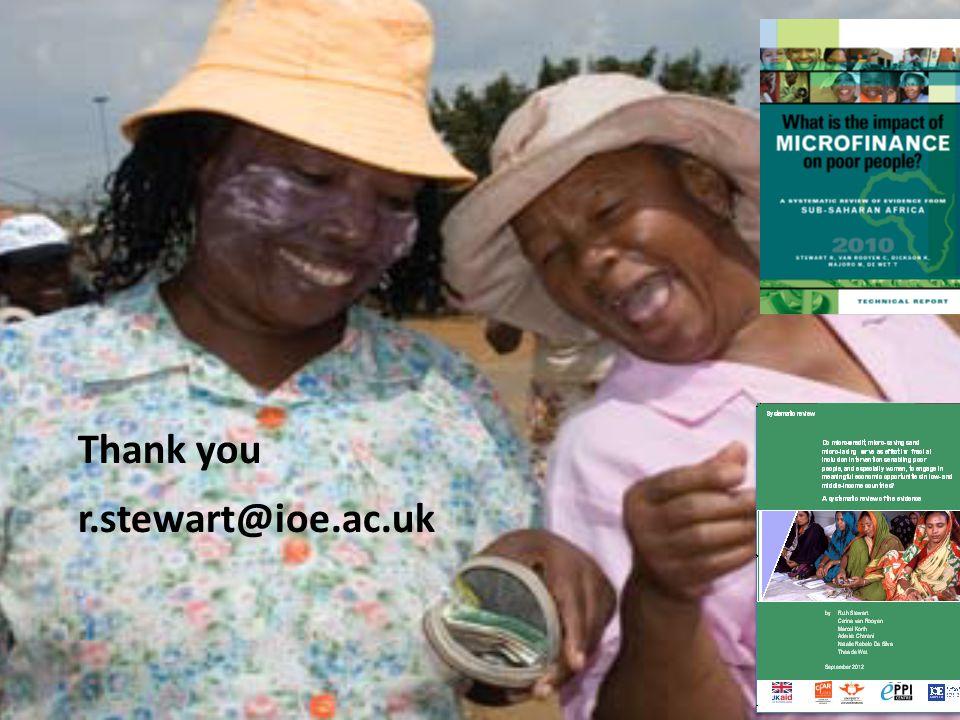 Thank you r.stewart@ioe.ac.uk 20
