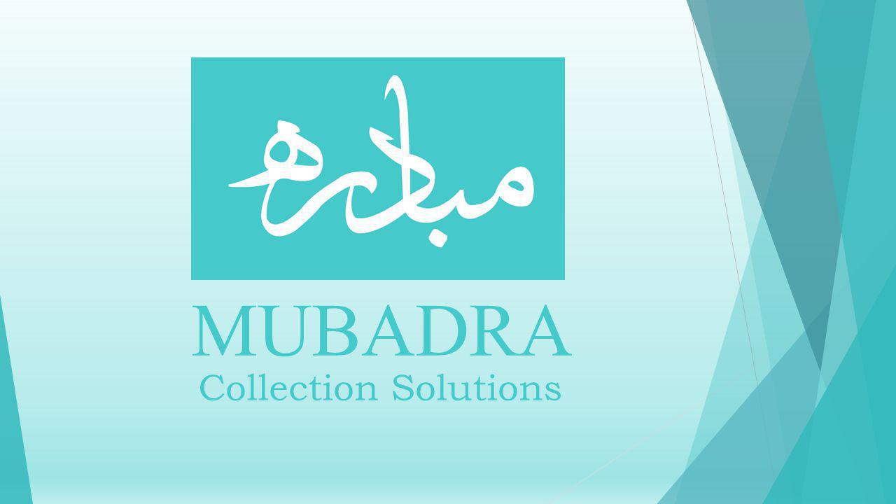 MUBADRA Collection Solutions