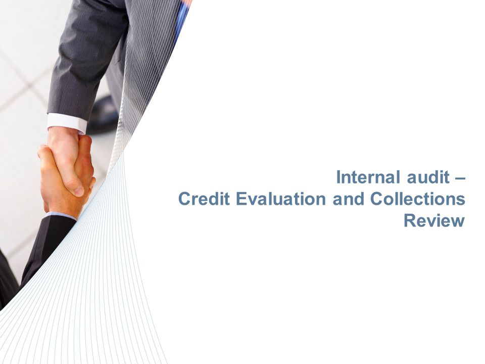 12 Action Matrix Detail - Credit 1.The overall purpose, mission, goals and objectives of the credit function should be further defined and formally documented.