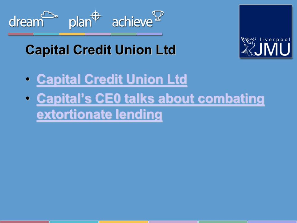 Capital Credit Union Ltd Capital Credit Union LtdCapital Credit Union LtdCapital Credit Union LtdCapital Credit Union Ltd Capitals CE0 talks about combating extortionate lendingCapitals CE0 talks about combating extortionate lendingCapitals CE0 talks about combating extortionate lendingCapitals CE0 talks about combating extortionate lending