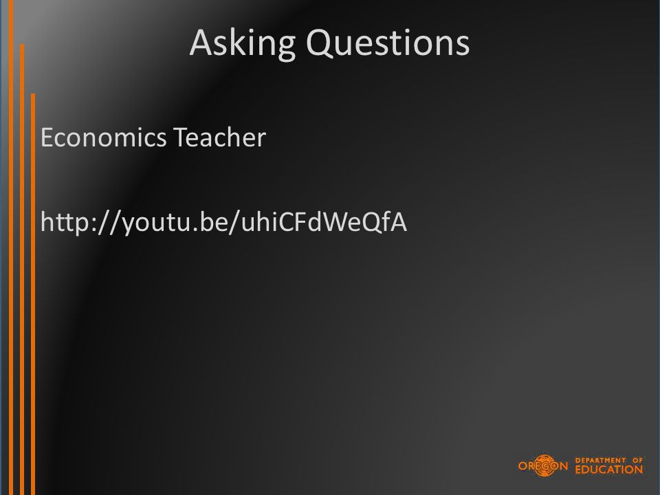 Asking Questions Success at the Core Video-Facilitating Peer Learning http://successatthecore.com/teacher- development/featured-video.aspx?v=30