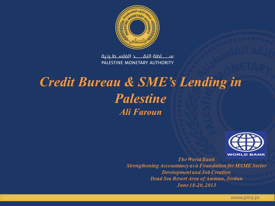 SMEs Portfolio up by 57% Total Portfolio According to the size of Enterprises Cont….