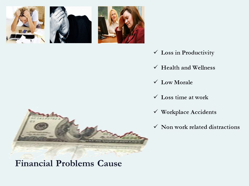 The Costs of those Problems for Employers