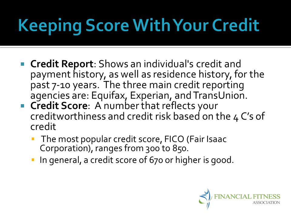 Amounts Owed Tips: Keep your balances low relative to your credit limit.