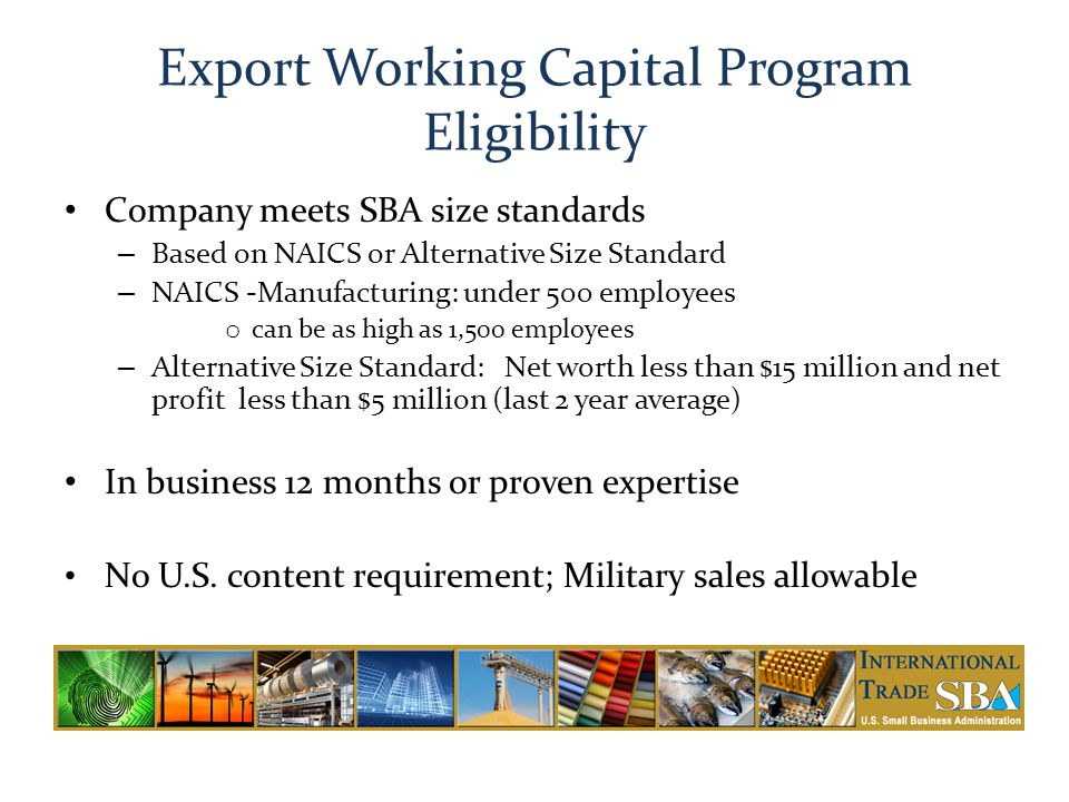 Image result for SBA Export Express Resources