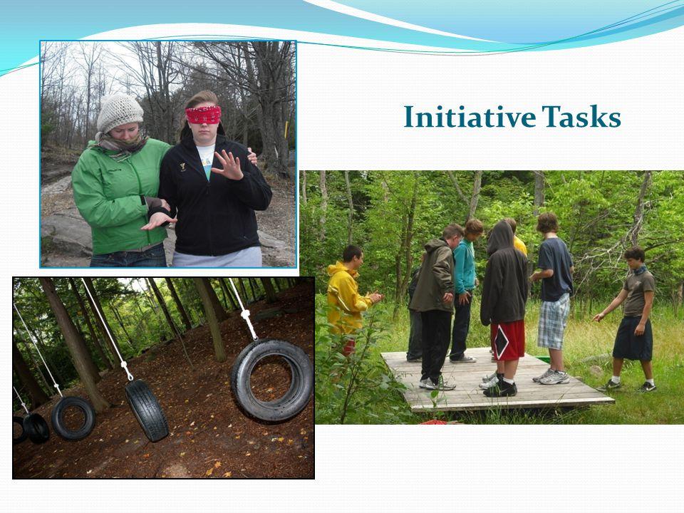 Initiative Tasks