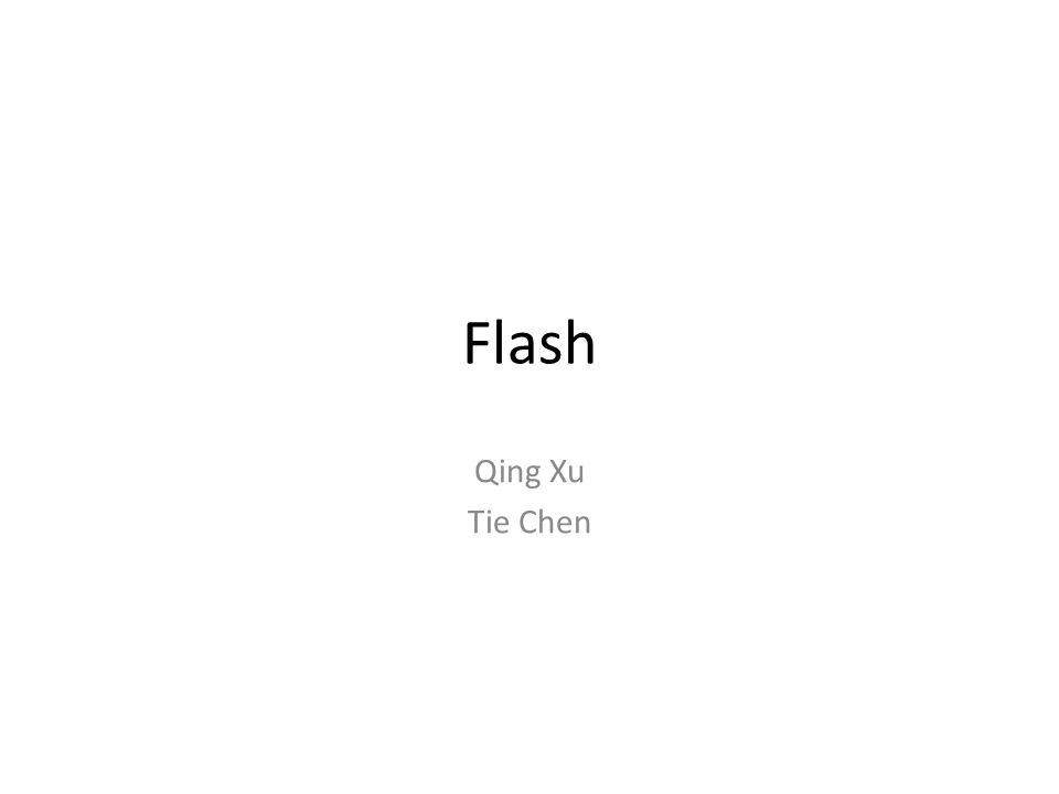 Flash Qing Xu Tie Chen