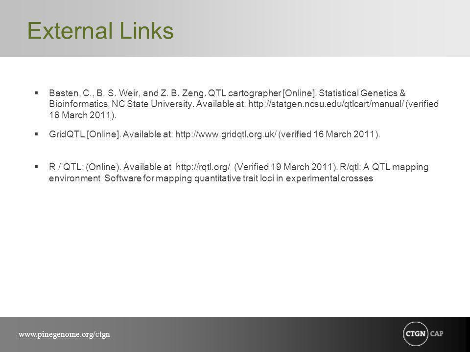 www.pinegenome.org/ctgn External Links Basten, C., B.