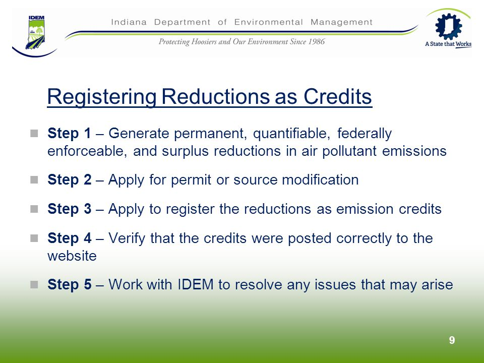 Credits for a criteria pollutant may only be used to offset emissions of that same criteria pollutant Credits are generally used to offset emissions within the nonattainment area where the reductions were generated Credits are not usable after a certain amount of time has passed Offsets versus Netting 20 Using Credits