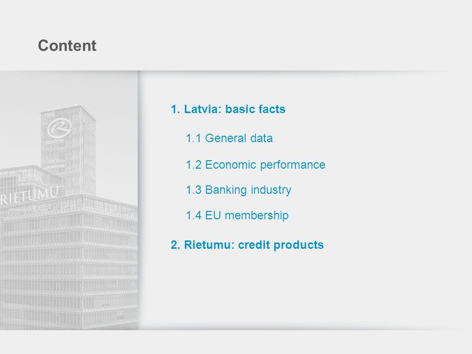 Latvia Basic Facts