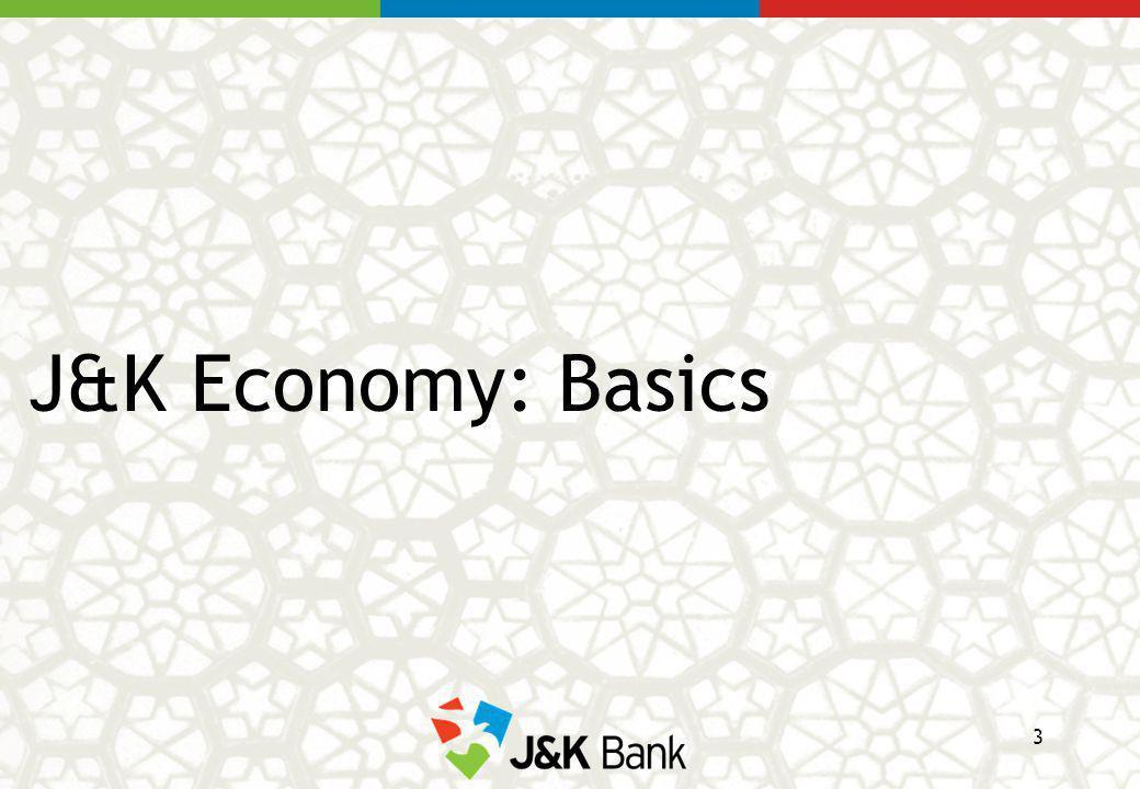 J&K Economy: Basics 3