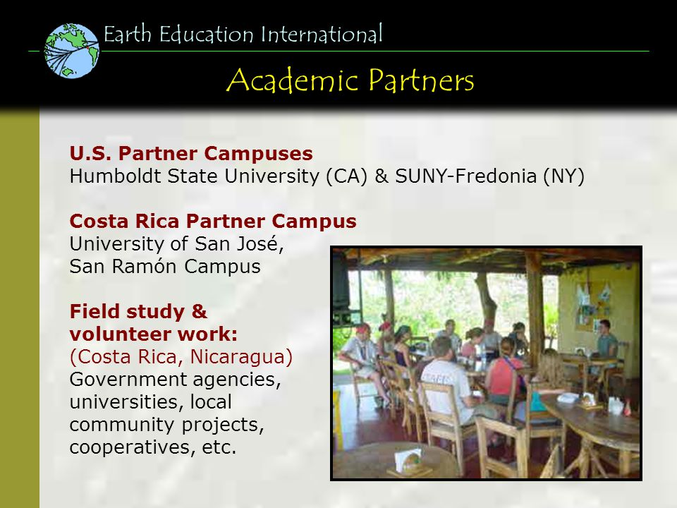 Costa Rica Earth Education International San Ramón