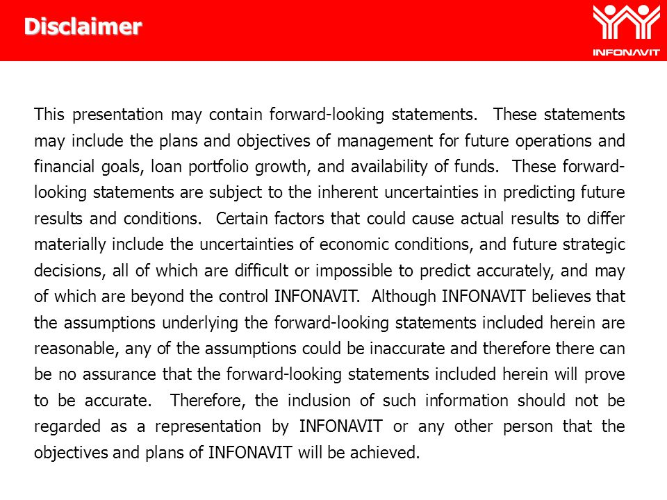 Contents Introduction to INFONAVIT INFONAVITs strategy Results 2000 – 2004 Credit program for 2005 Outlook 2005 - 2009
