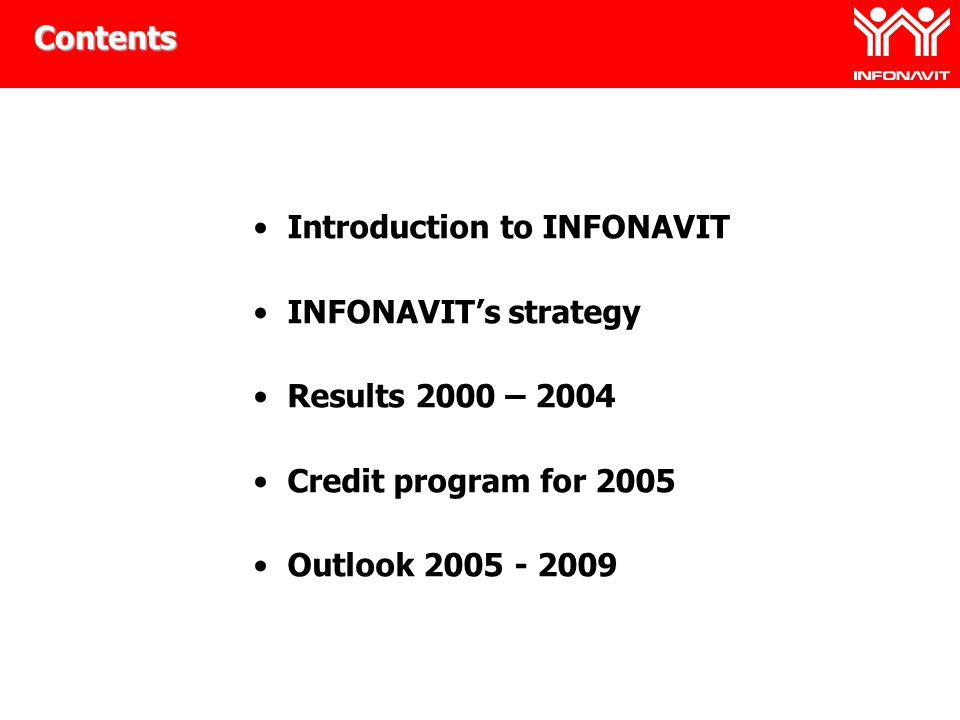 Outlook 2005 - 2009 Projected credit program 2005-2009 CAGR = 10.3% CAGR = Compounded Annual Growth Rate 56% 58.6% 59.8% 60% 60.4%