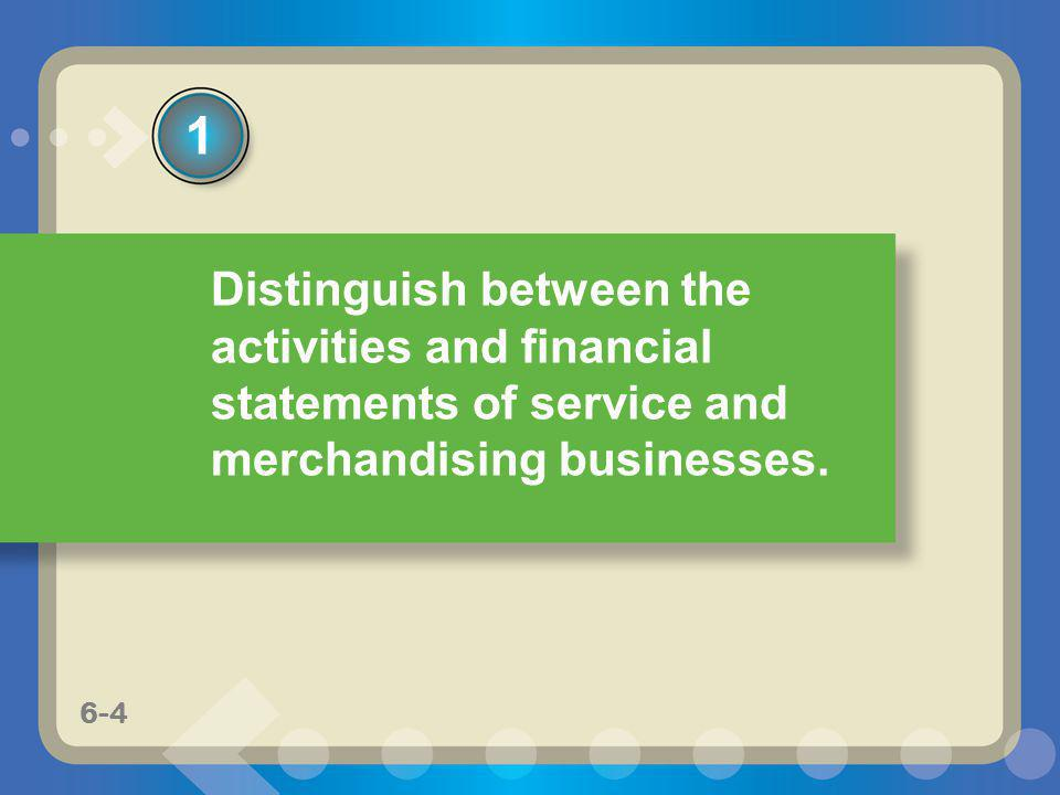 6-25 Selling expenses are incurred directly in the selling of merchandise.