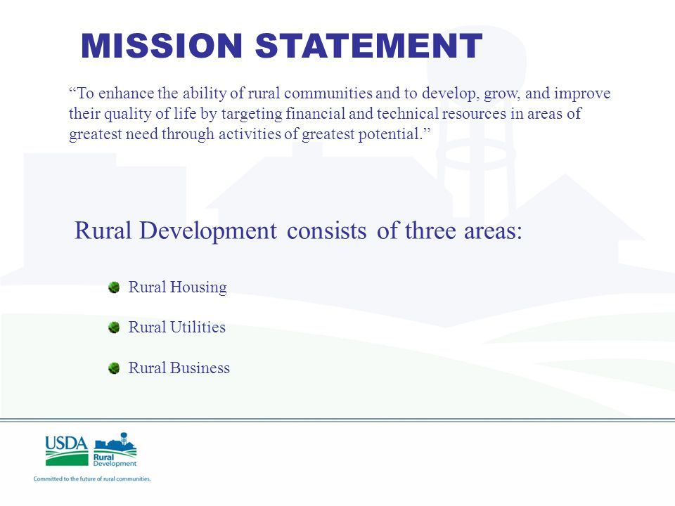 WHO HAS HEARD OF USDA RURAL DEVELOPMENT BEFORE TODAY?