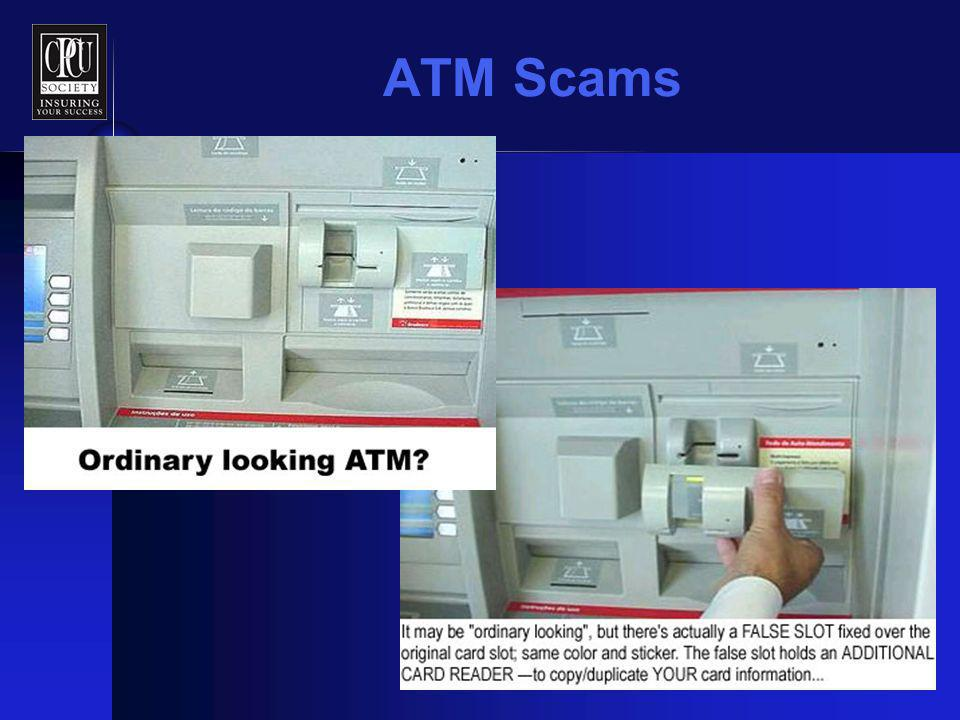 15 ATM Scams