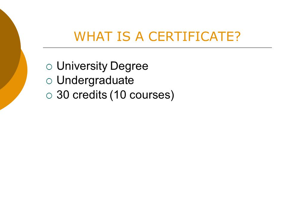 WHAT IS A CREDIT.