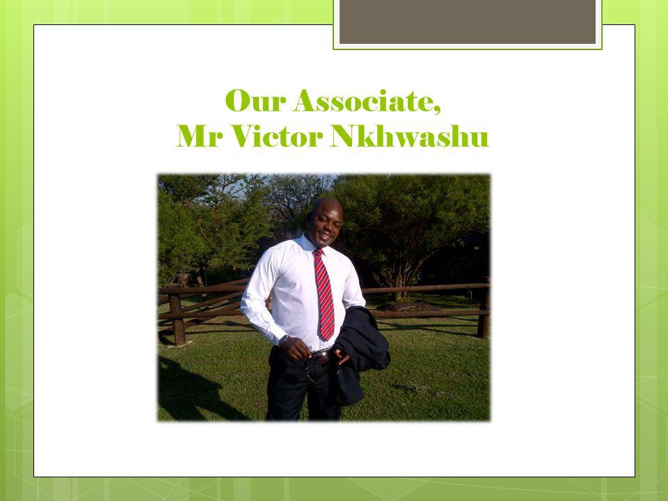 Senior Manager Advocate A. Gissing