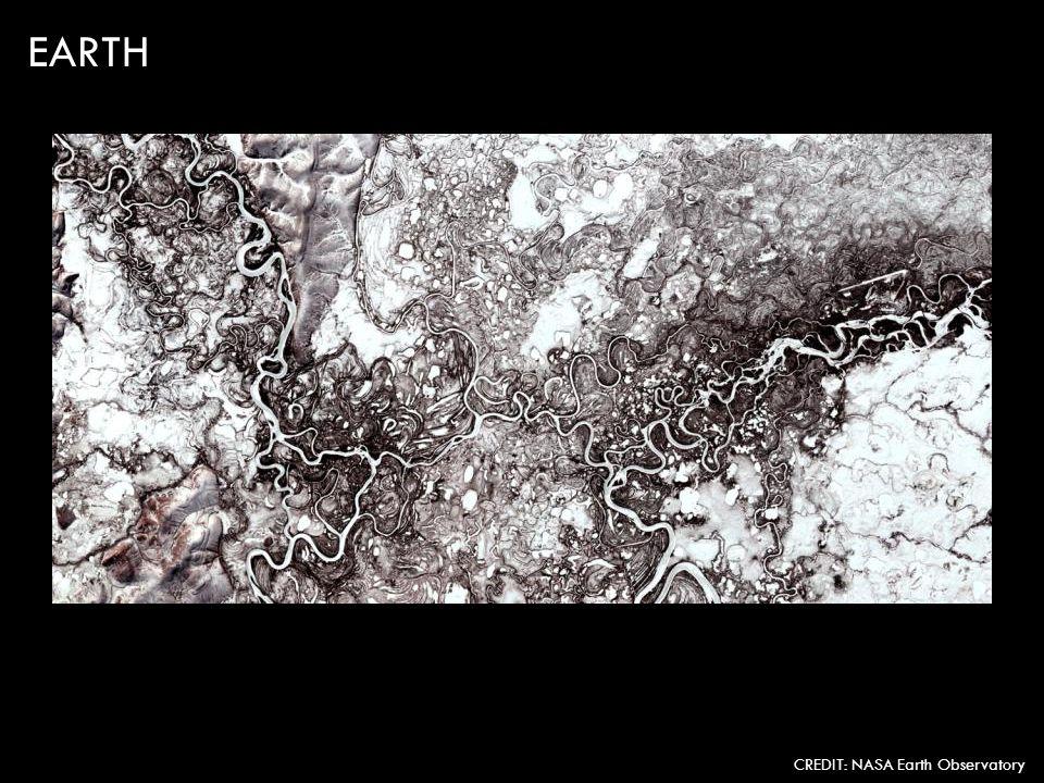 EARTH CREDIT: NASA Earth Observatory