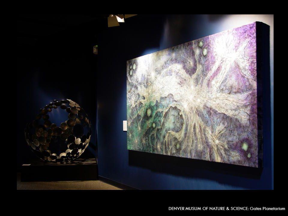 DENVER MUSUM OF NATURE & SCIENCE: Gates Planetarium