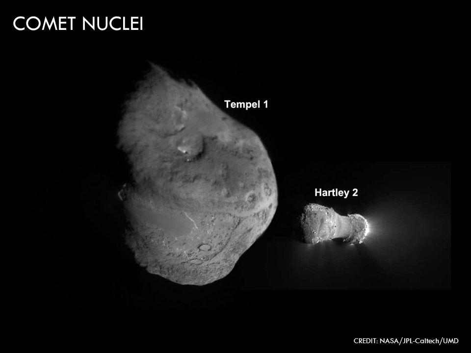 CREDIT: NASA/JPL-Caltech/UMD COMET NUCLEI