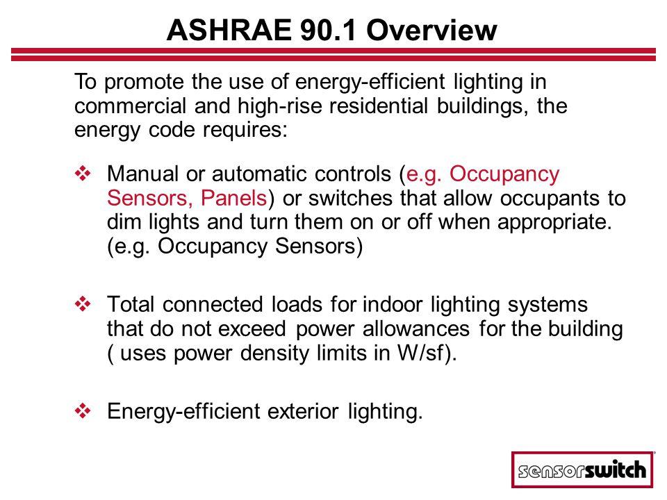 Commercial Energy Code Status