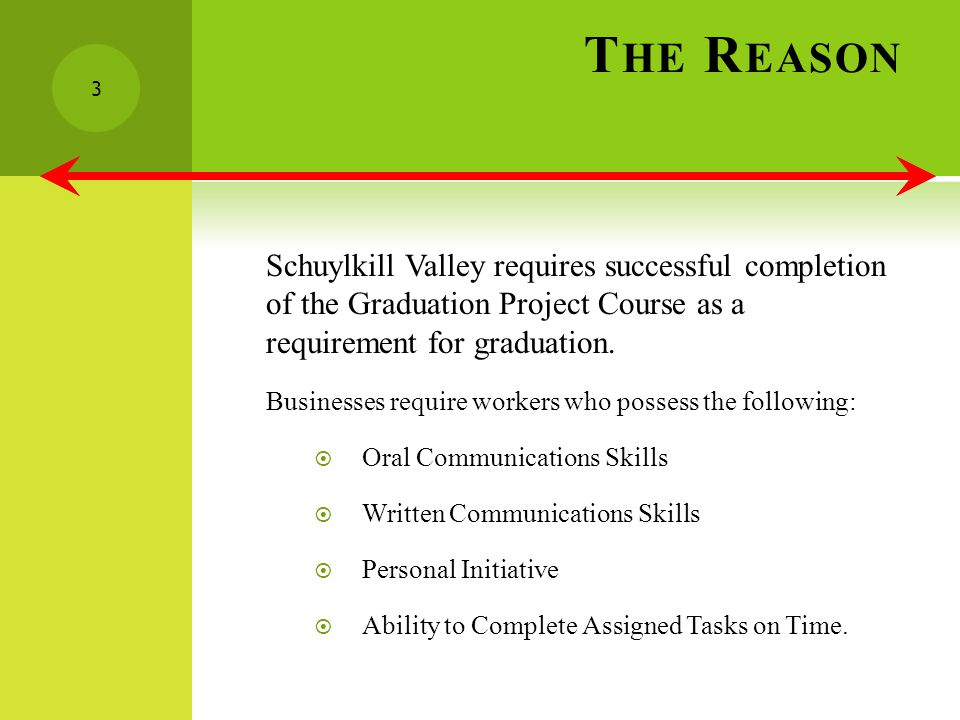 T HE R EASON People who possess these skills: Are more likely to be employed.