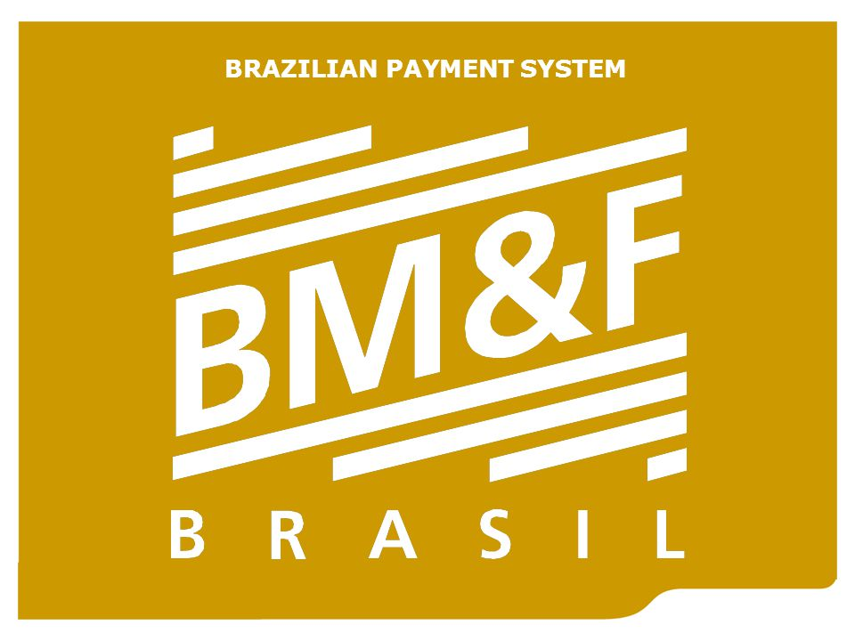 Brazilian Mercantile & Futures Exchange (BM&F) BRAZILIAN PAYMENT SYSTEM