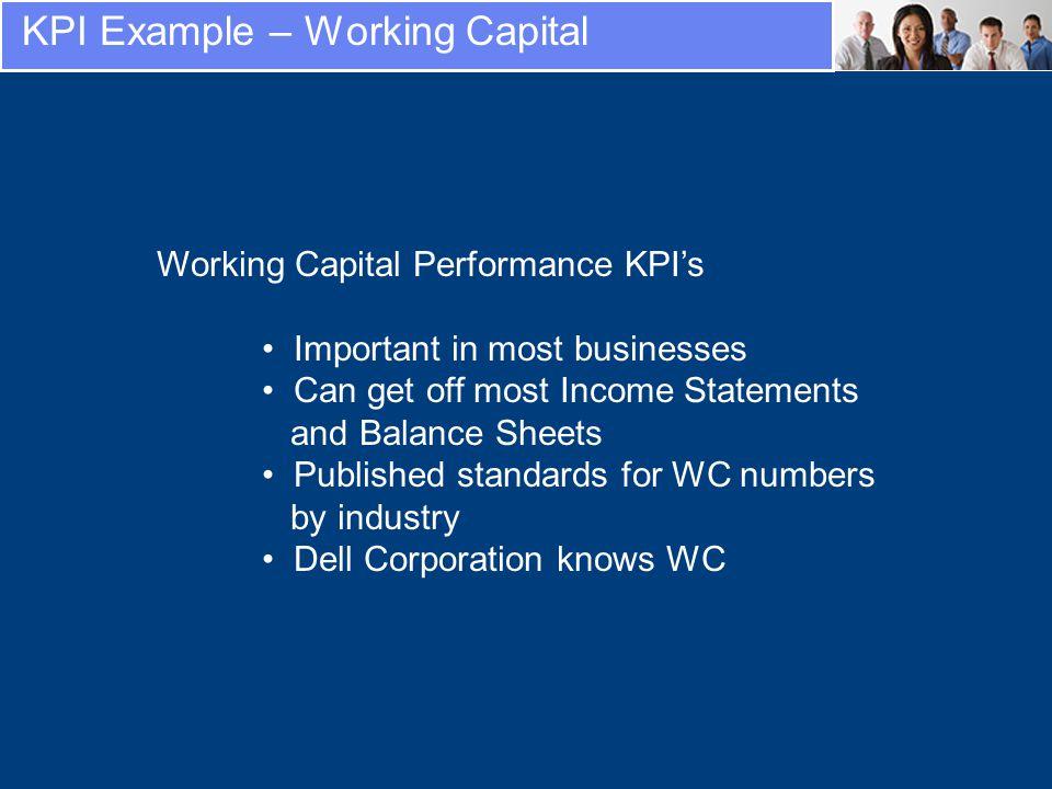 KPI Model – Single Table KPI Column PERIOD_VALUE PERIOD_TYPE KPI_CLASS KPI_NAME KPI_ACTUAL_VALUE KPI_PLANNED_VALUE KPI_PERCENT_ATTAINMENT KPI_DRILL_ATTRIBUTE1 - 10