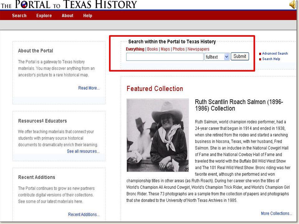 http://texashistory.unt.edu