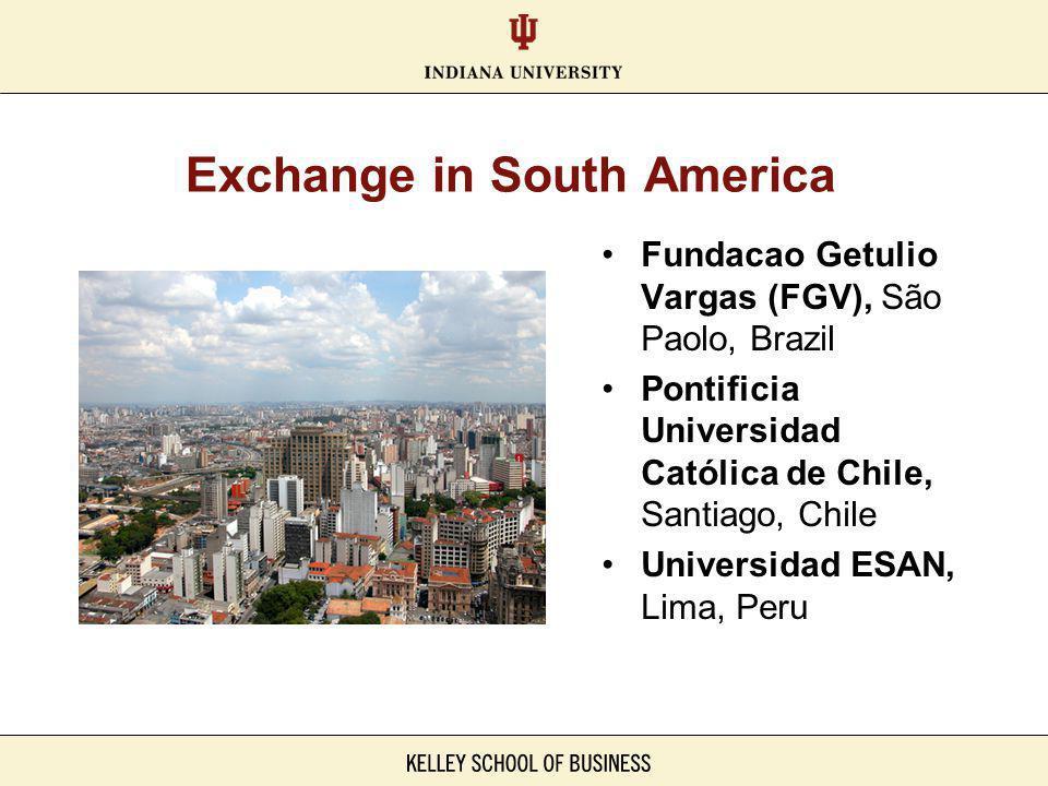 Exchange Slots Available Bocconi3 CEIBS4 Cologne2 ESAN (Peru)1 FGV (Brazil)2 HEC (Paris)2 Hong Kong UST2 Manchester3 Melbourne2 Nanyang1 NUS (Singapore)2 Peking University2 PUC (Chile) 2 St.