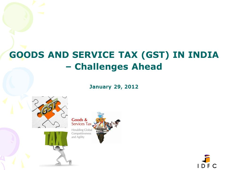 AGENDA Present Indirect Taxation system in India Concept of GST and other salient points Why GST Proposed GST Model and How it would work IGST MODEL Challenge before us Opportunity for Company Secretary