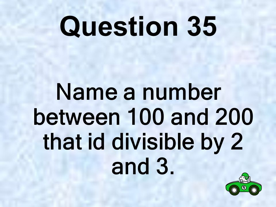 Question 34 8 = 2