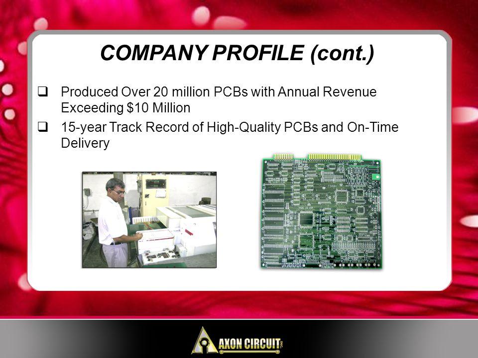 Company Headquarters: Axon Circuit, Inc.