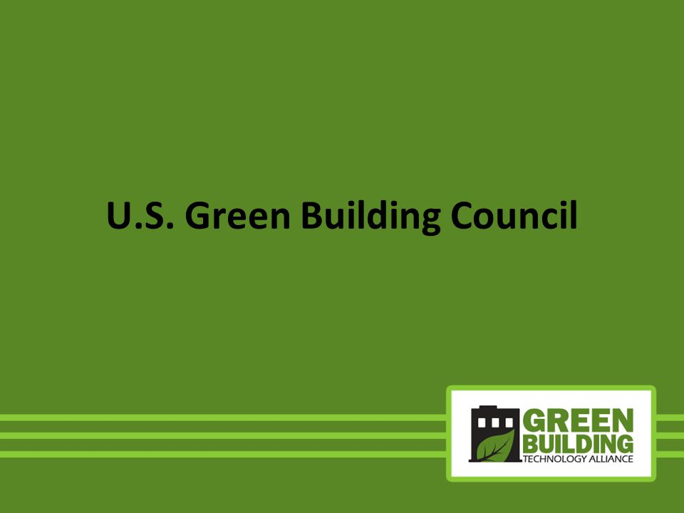 July 2008 – Consortium adds InfoComm as a member November 2008 – Consortium meets at the International GreenBuild Conference in Boston, MA, to develop Innovation Technology Credits December 2008 – Consortium name changed to Green Building Technology Alliance to be organization-neutral –Alliance adds CABA as member BICSIs Involvement with USGBC