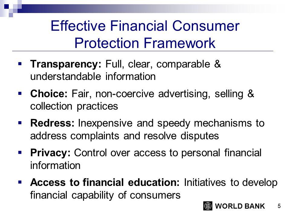 WORLD BANK AMFA – Investors Fair Good Practices for Consumer Protection in Financial Services Baku, 7 October 2009 Juan Carlos Izaguirre Consultant Consumer Protection & Financial Literacy World Bank jizaguirre@worldbank.org