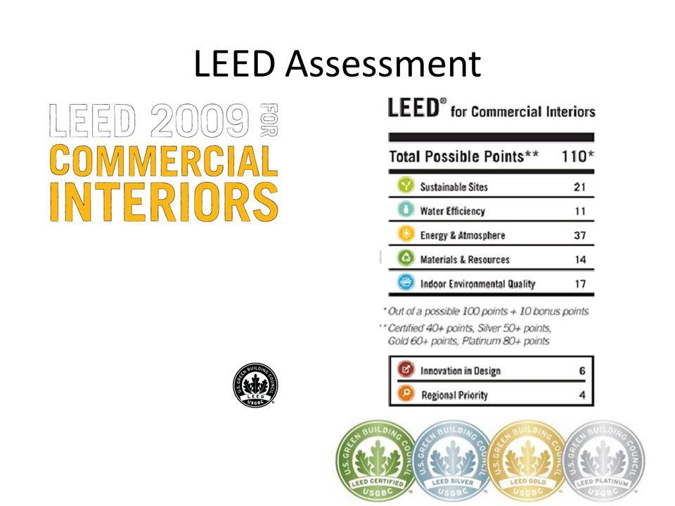 LEED Assessment