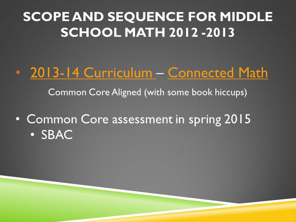 CVU COURSE OUTLINE V. SCS CURRICULUM Follow this link to my webpage and open the document…link