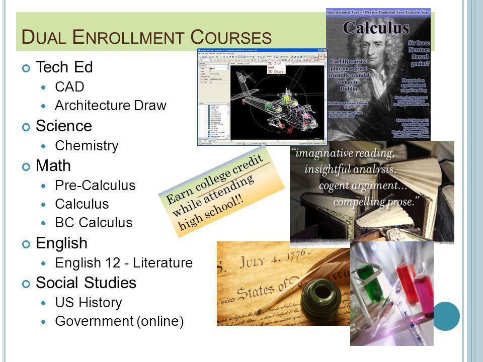 Freshmen 8 th grade teachers will recommend course levels for rising Freshmen.
