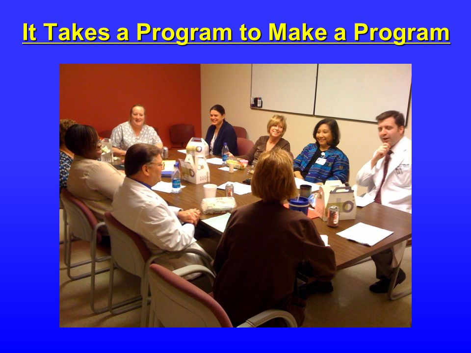 It Takes a Program to Make a Program