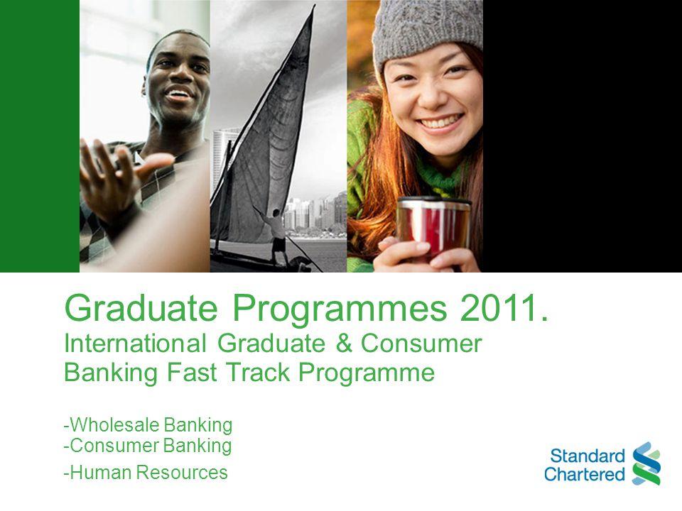Graduate Programmes 2011.