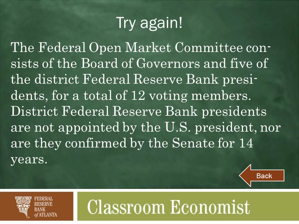 Question 8 The function of the Fed that includes being the bankers bank is: Monetary policy A Supervision and regulation B Payment services C