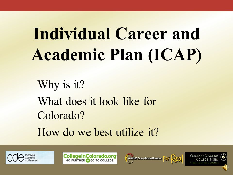Colorado Career Clusters Six Assessments Micro-sites Compare/contrast Tools Work Preparation Tools