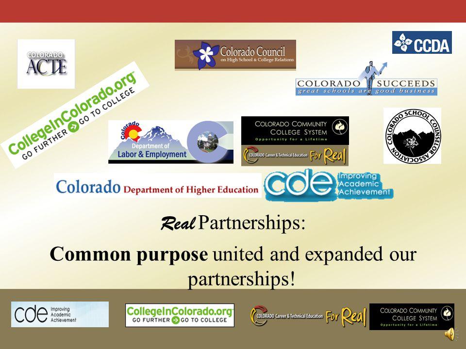 How to reach us: Scott Stump, Dean of CTE: Scott.Stump@cccs.edu Charles Dukes, Senior Consultant CDE: dukes_c@cde.state.co.us Julia Pirnack, Web & Curriculum Developer, CiC: Julia.Pirnack@cic.state.co.us Lauren Jones, CTE-Career Guidance Trainer: lauren.jones@cccs.edu