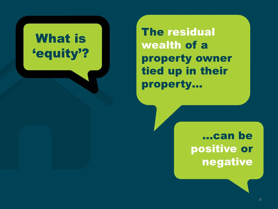 9 What is equity.